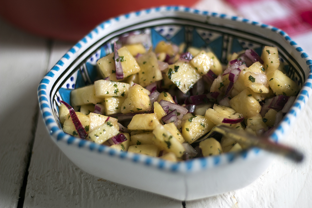 pineapple-salsa-vegetarian-recipe