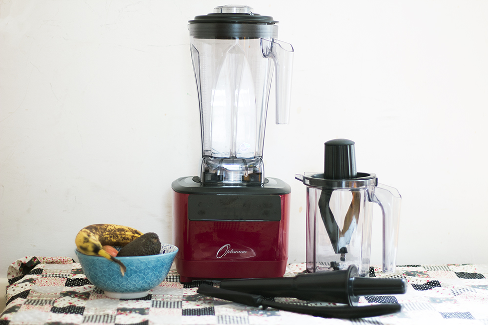 Froothie Optimum G2.3 blender review