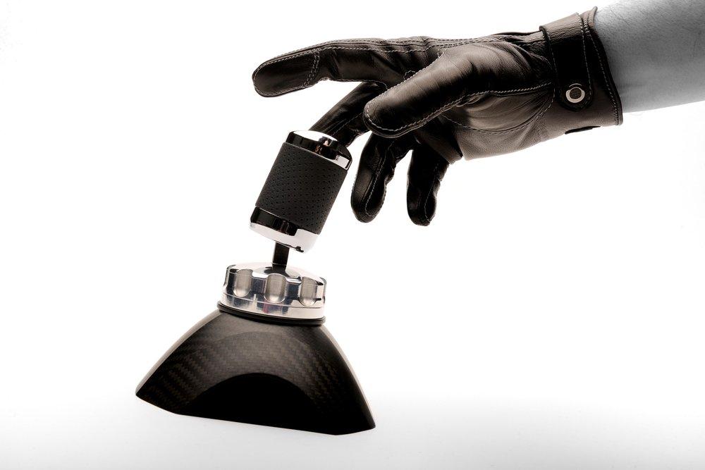 Driver glove concept