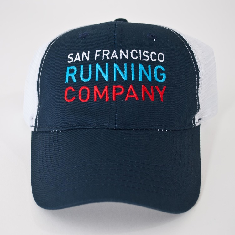 SFRC The Classic Trucker Hat — San Francisco Running Company facaaee29891