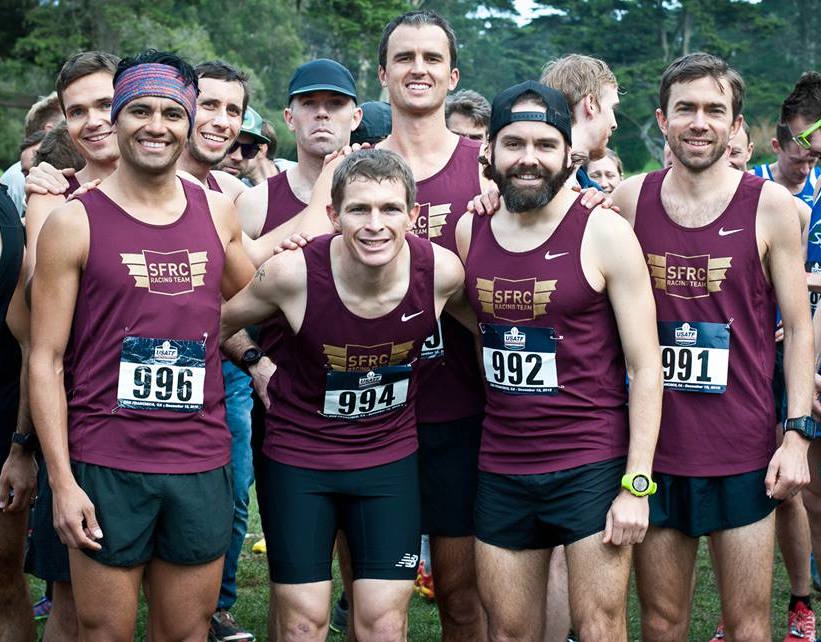 USATF Club Nationals at Golden Gate Park