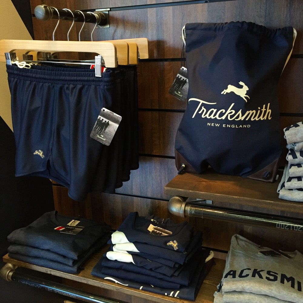 Tracksmith California