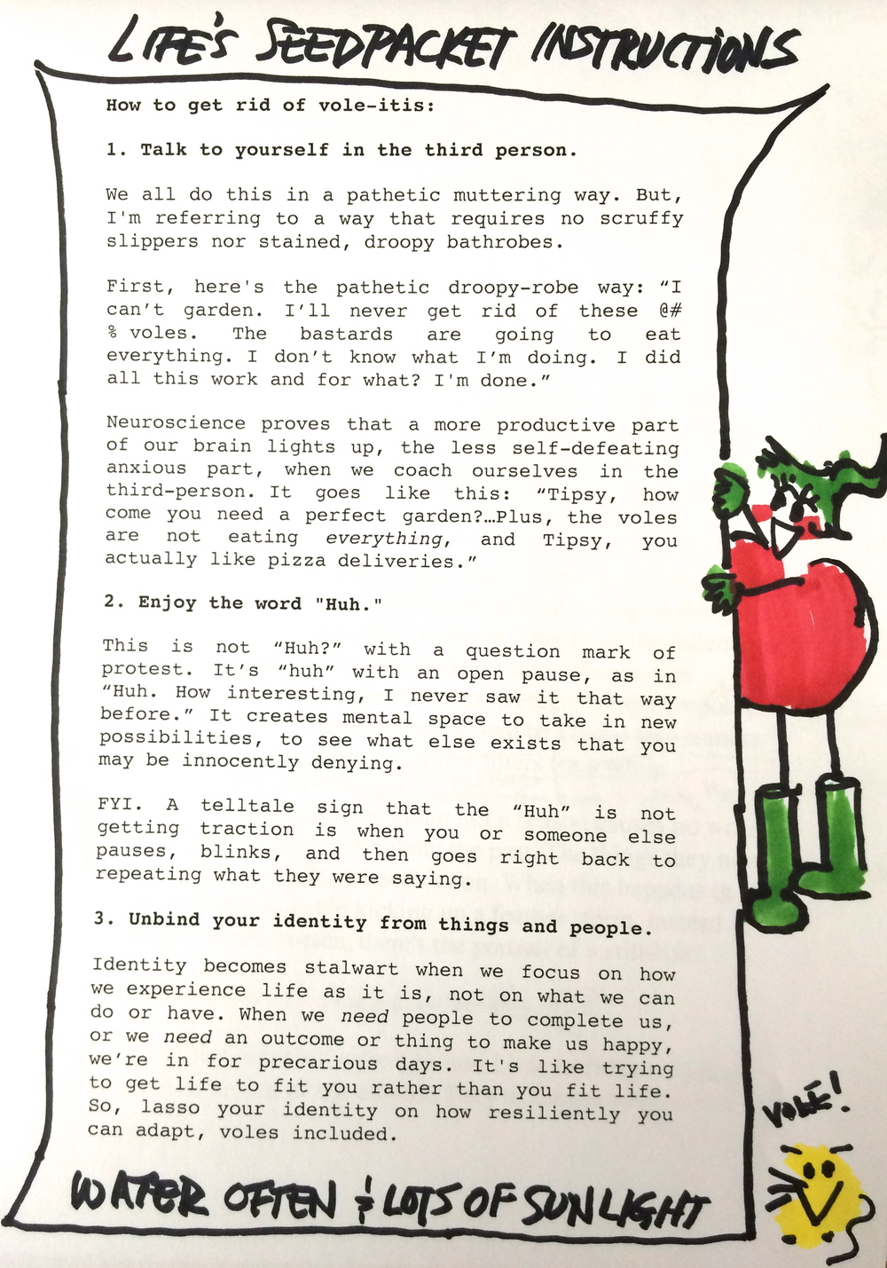 volitis seed packet tips at the tipsy tomato
