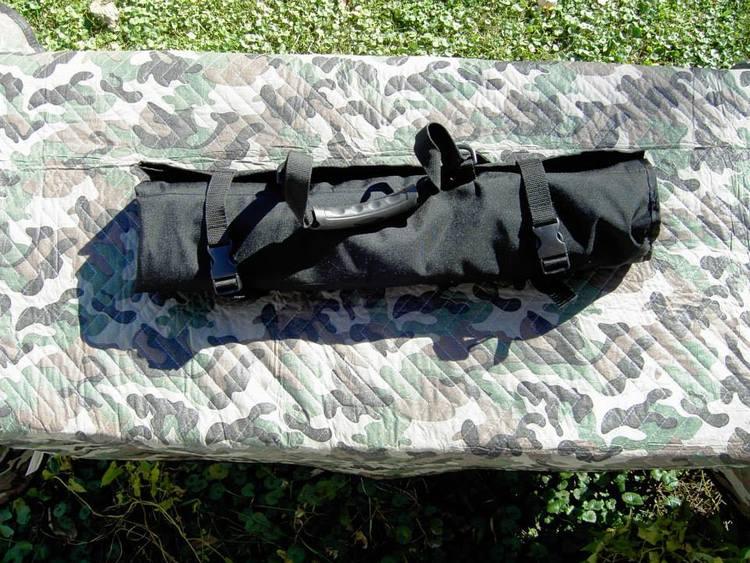 10 22 takedown roll up case roll n go gun cases