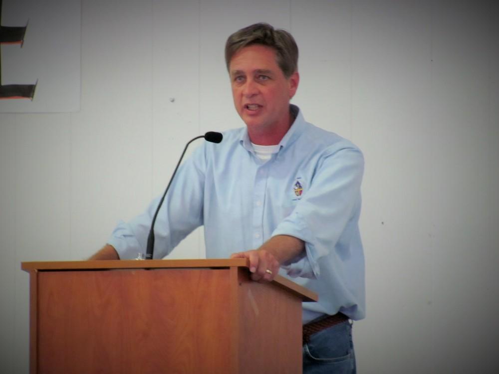Dan Boaz - Commonwealth Attorney
