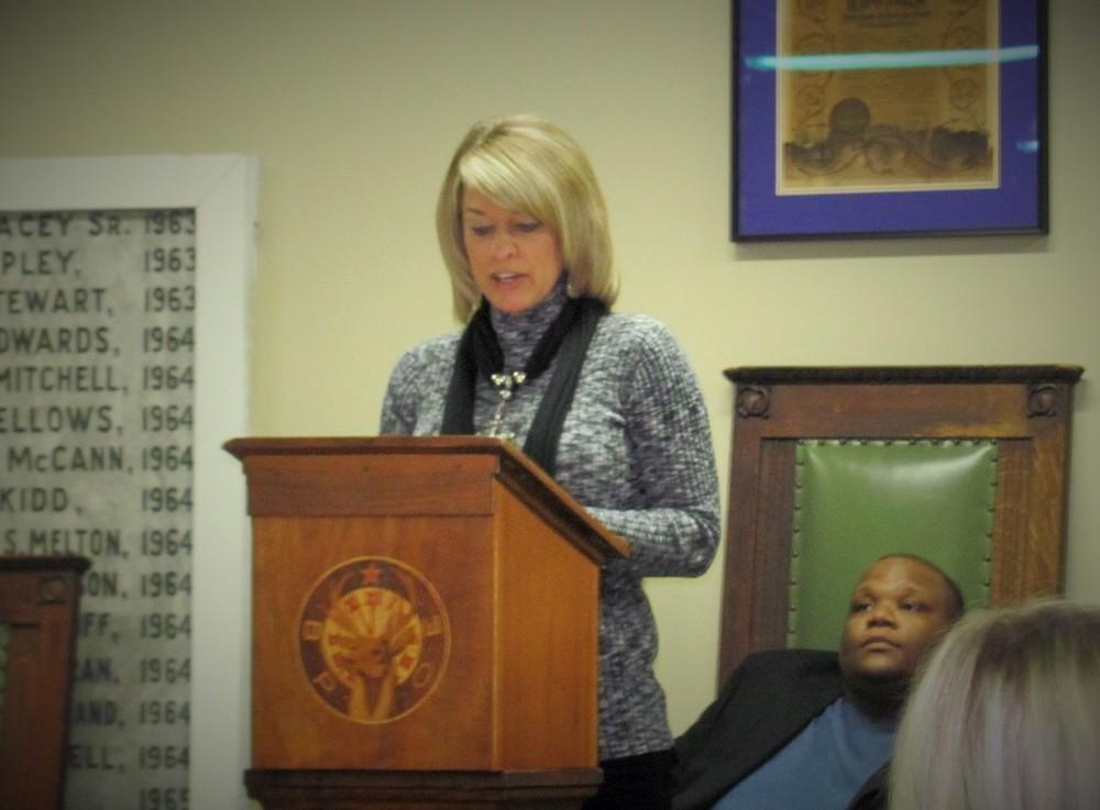 Julie Griggs - McCracken County Clerk