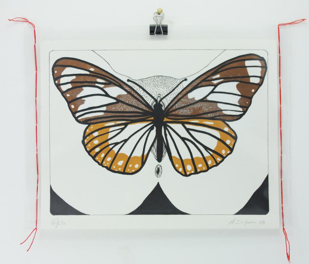 Farfalla, 2013 <br> 180 €