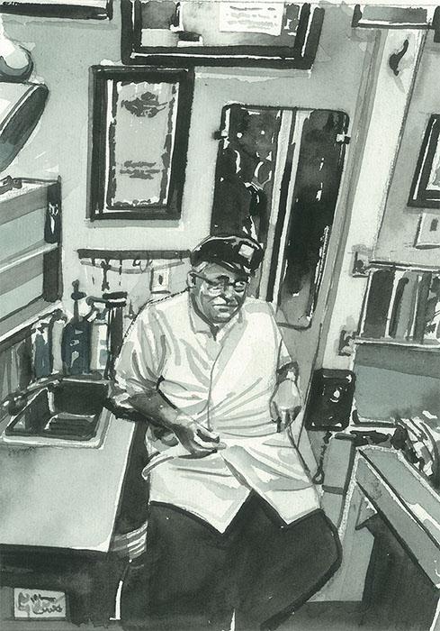 Doc Webb