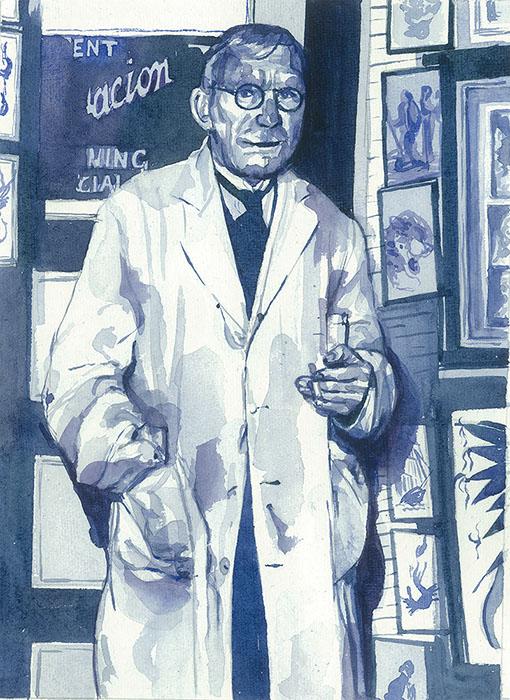 George Burchett