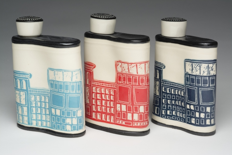 City Flasks