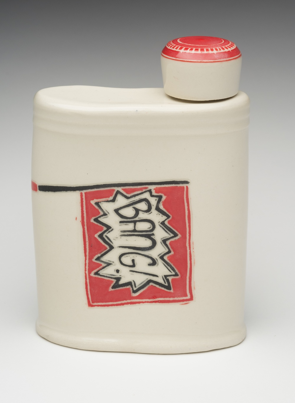 Bang Flask (back)