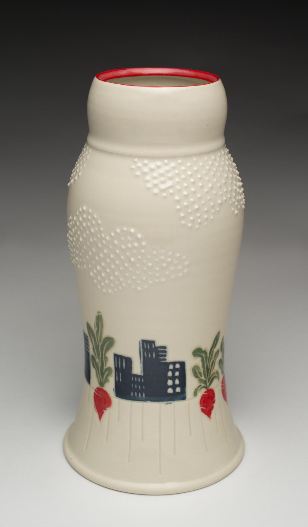 Garden City Vase