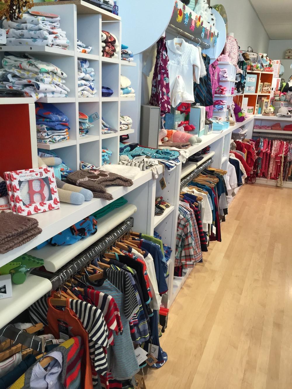 shop view