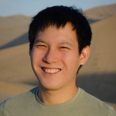 Cyclotron Road innovator Zach Sun