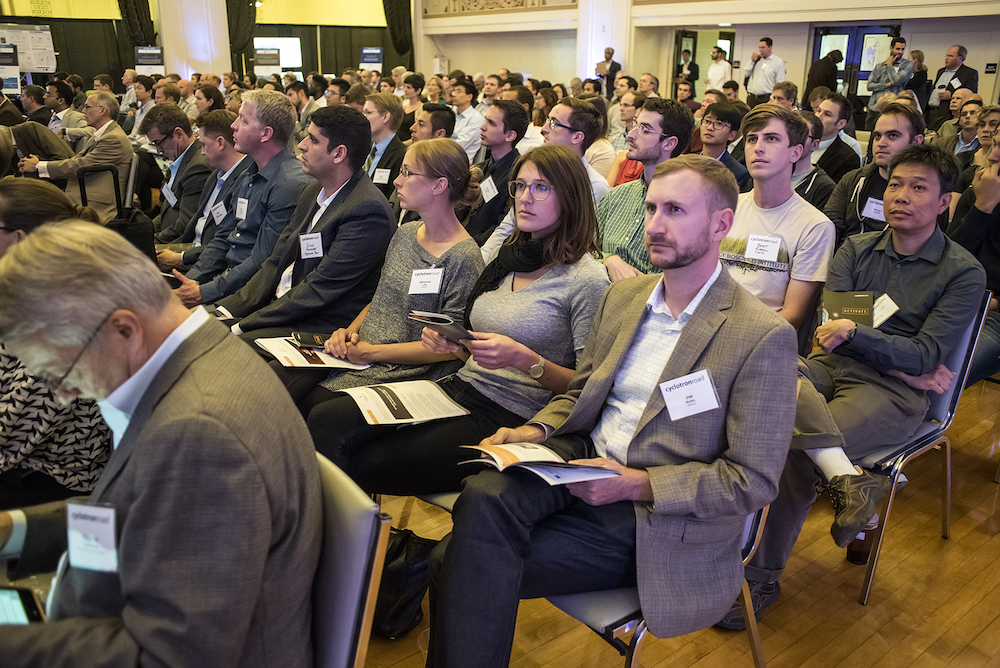 Over 200 hard tech investors, entrepreneurs, and industry leaders gathered for  Activate 2016 , Cyclotron Road's first ever Demo Day, on September 29th in Oakland, CA.