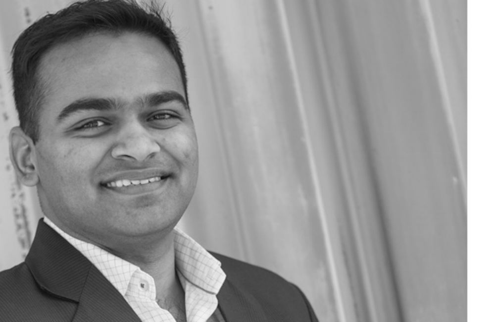 Deepak DugarCohort One (2015–2017) Current role:President, Visolis