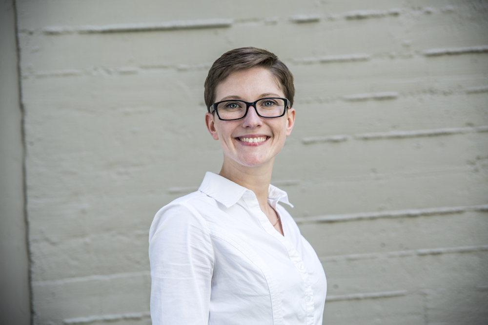 Jessica Morrison, Ph.D.