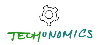 Techonomics logo with gear400.jpeg