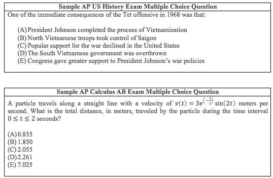 ap us history essay grading scale Each ap exam score is a weighted combination of the ap grading scale essays student's scores on the multiple-choice professional essay.