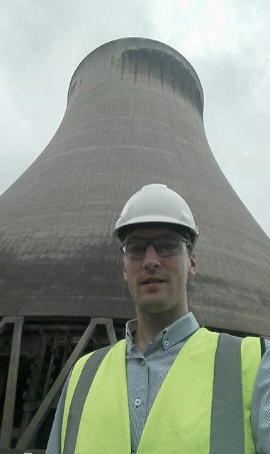Vlad at Drax Power Station