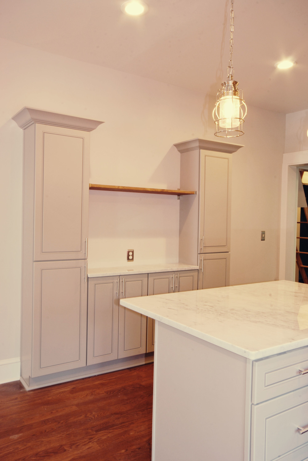 kitchen remodel via Drum Homes