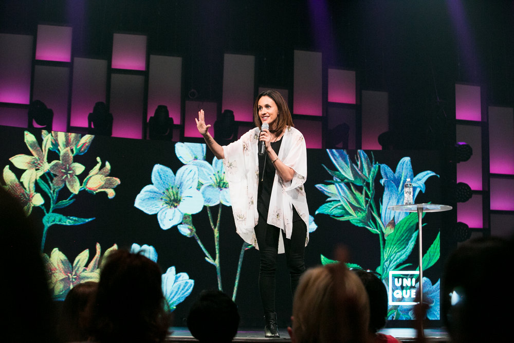 Unique Conference 2018 City Hope Women Planted Nicole Reyes