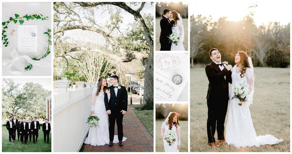 bailey and nick historic pensacola florida wedding photographer
