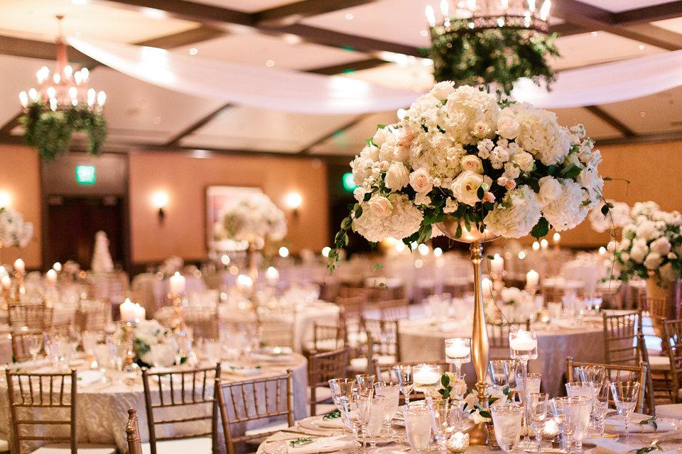 Wedding Planner TPC Sawgrass ballroom reception