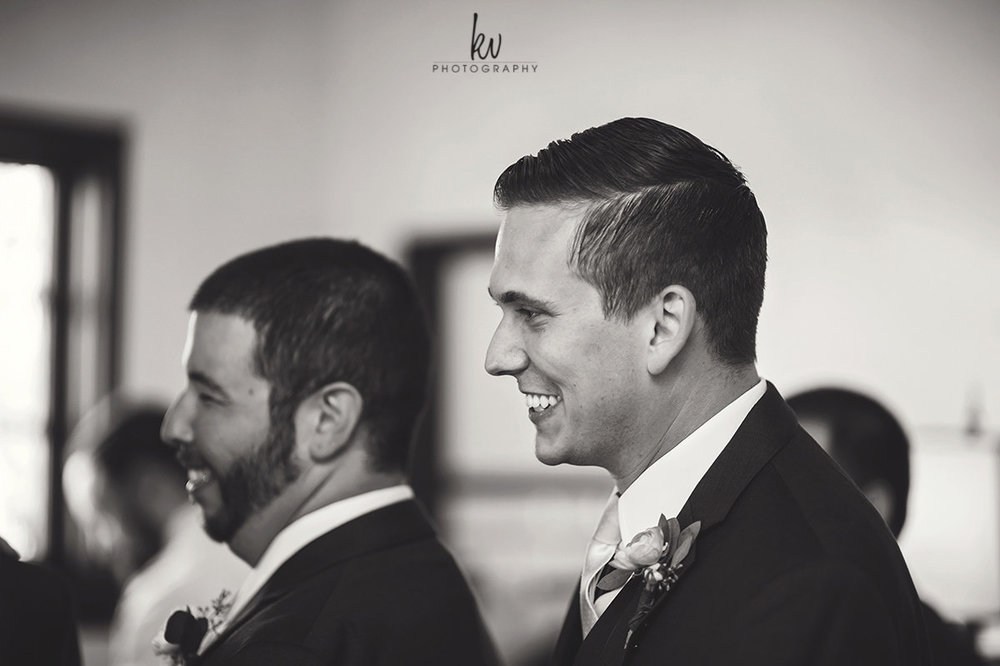Groomsmen, Casa Feliz Wedding