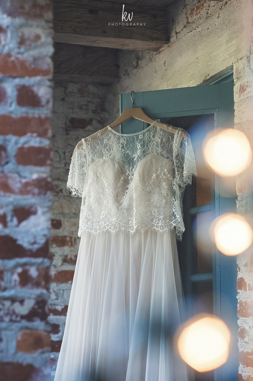Wedding gown, Winter Park bride