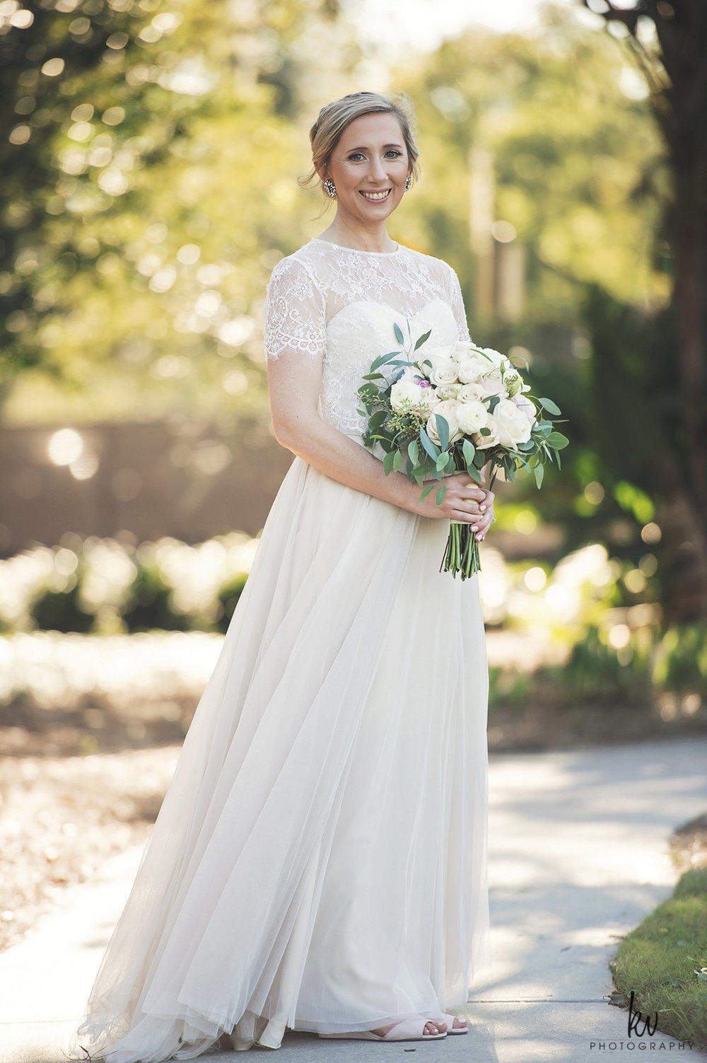 Winter Park Bride, Brittany at Casa Feliz