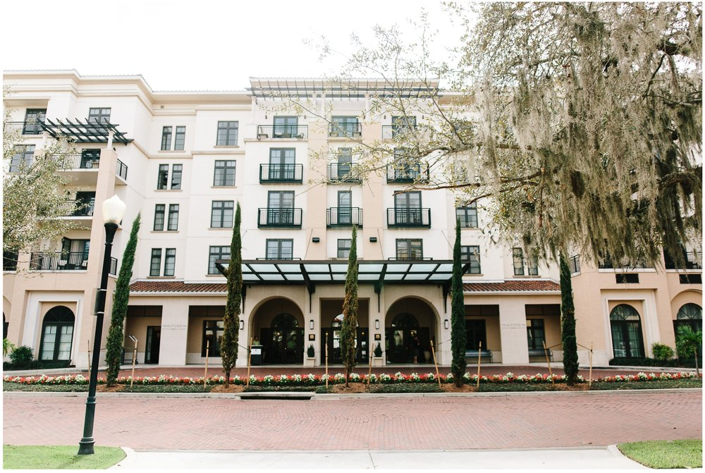 The Alfond Inn, Winter Park