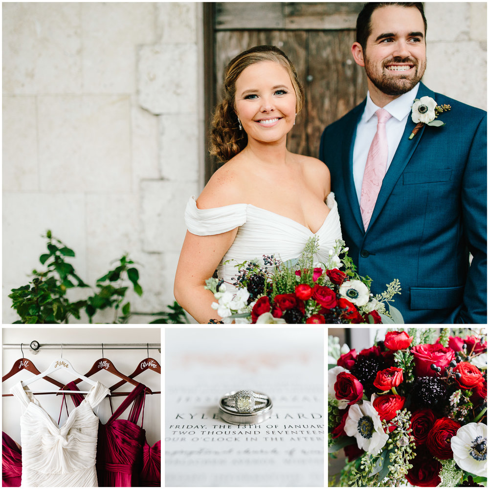 Jess & Kyle: Winter Park Wedding