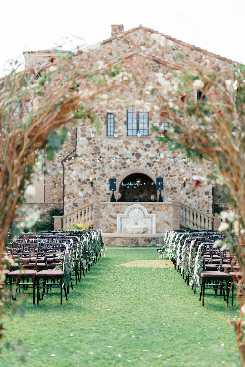 Bella Collina Wedding Ceremony
