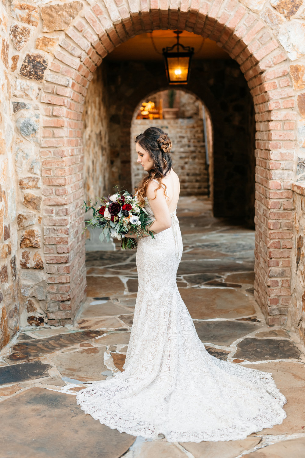 Gorgeous Orlando Bride, Sammy at Bella Collina