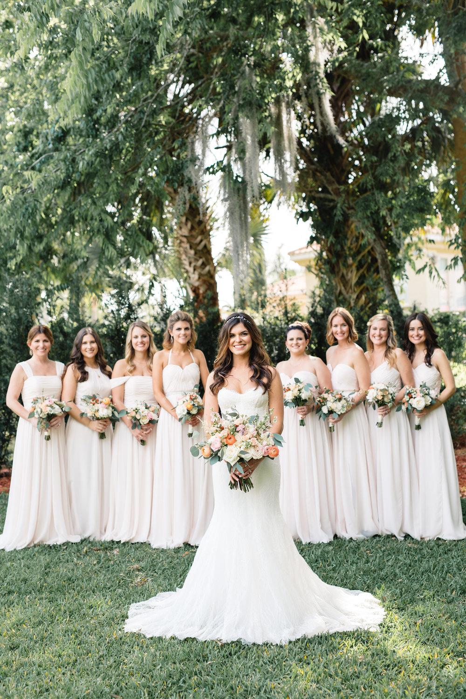 Orlando bridesmaids