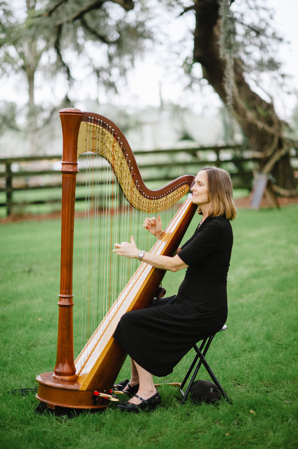 Wedding Ceremony Music: Harpist Christine MacPhail