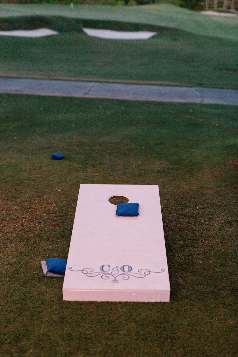 Corn Hole, Wedding Games