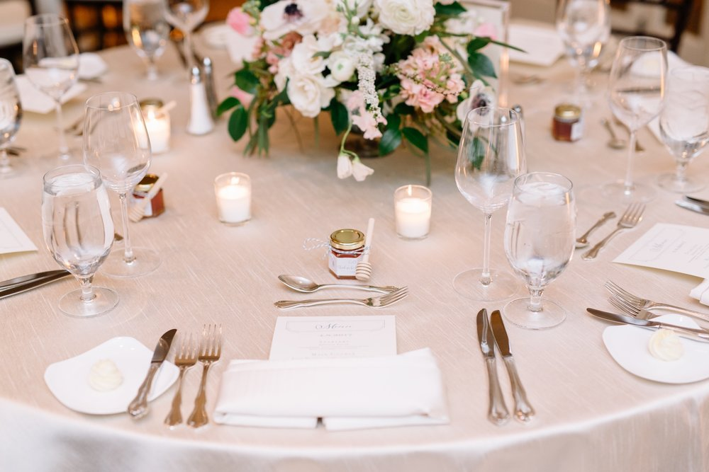 Interlachen Country Club Wedding Reception