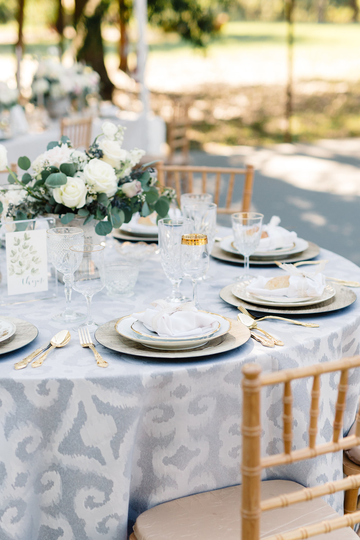 Tabletop details