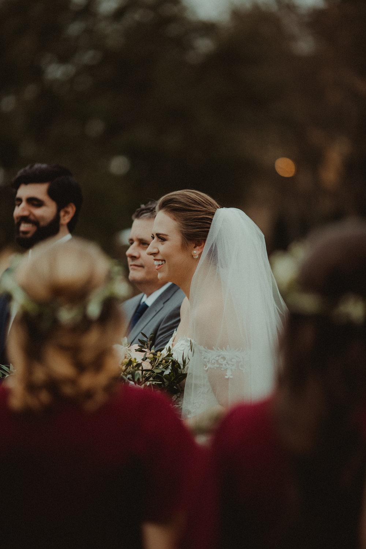 Bella Collina Lawn Wedding Ceremony