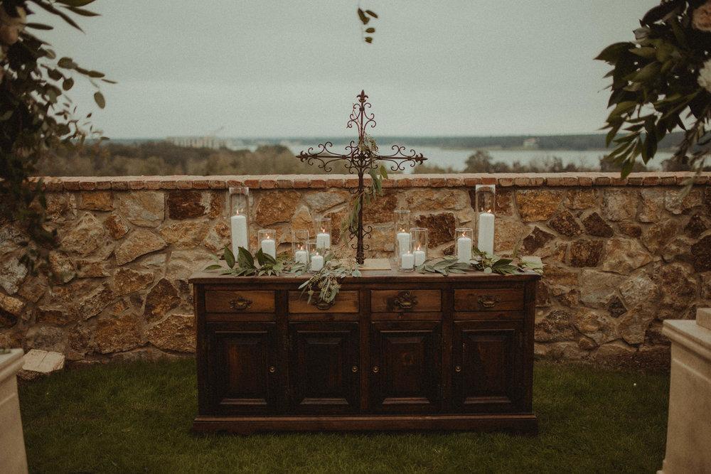 Wedding Ceremony Cross