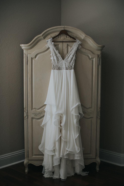 Calvet Couture Wedding Gown