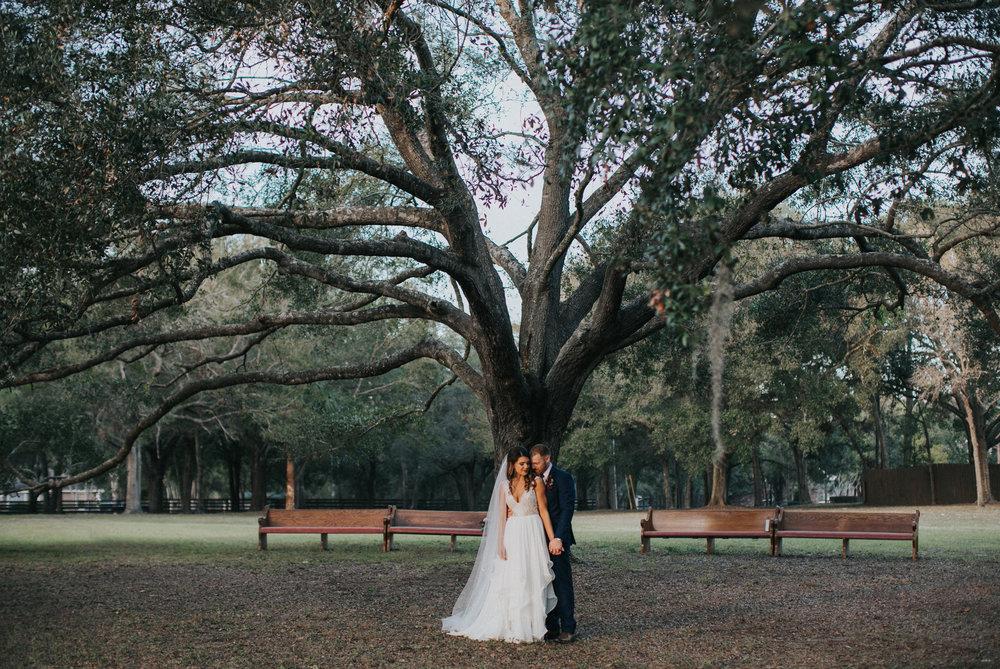 Outdoor wedding at Arundel Estate