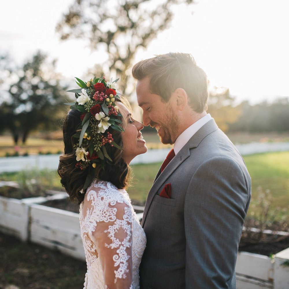 Bramble Tree Wedding First Look