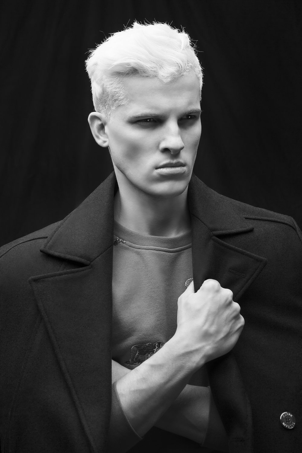 Chris Hernandez for The Fashionisto