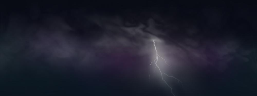 Thunderstorm Night