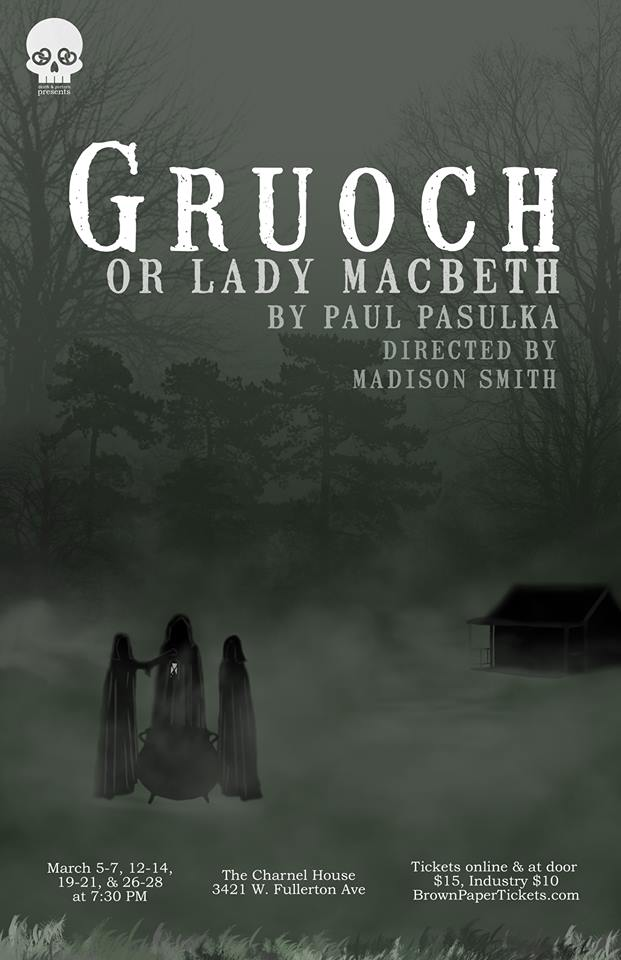 Gruoch or Lady Macbeth