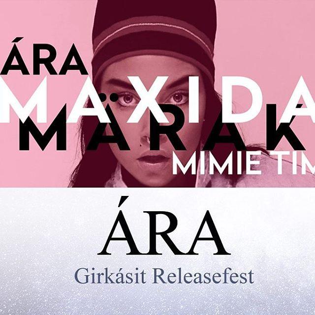 """ÁRA släpper sin 3:e skiva """"Girkásit"""" 1:a februari. Det firar vi med gig på Göteborgs Film Festival 1:a februari och Releasefest på Jokkmokks Marknad 3:e februari.  #soundofara #ara #sapmi #jokkmokk #göteborgfilmfestival #girkásit"""