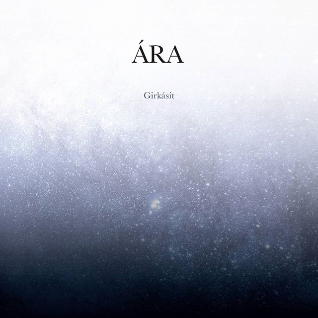 "Our third studio album ""Girkásit"" out today!  https://open.spotify.com/album/3XMoOJfNrPABztmRIMdod #ara #soundofara #girkásit #sápmi"